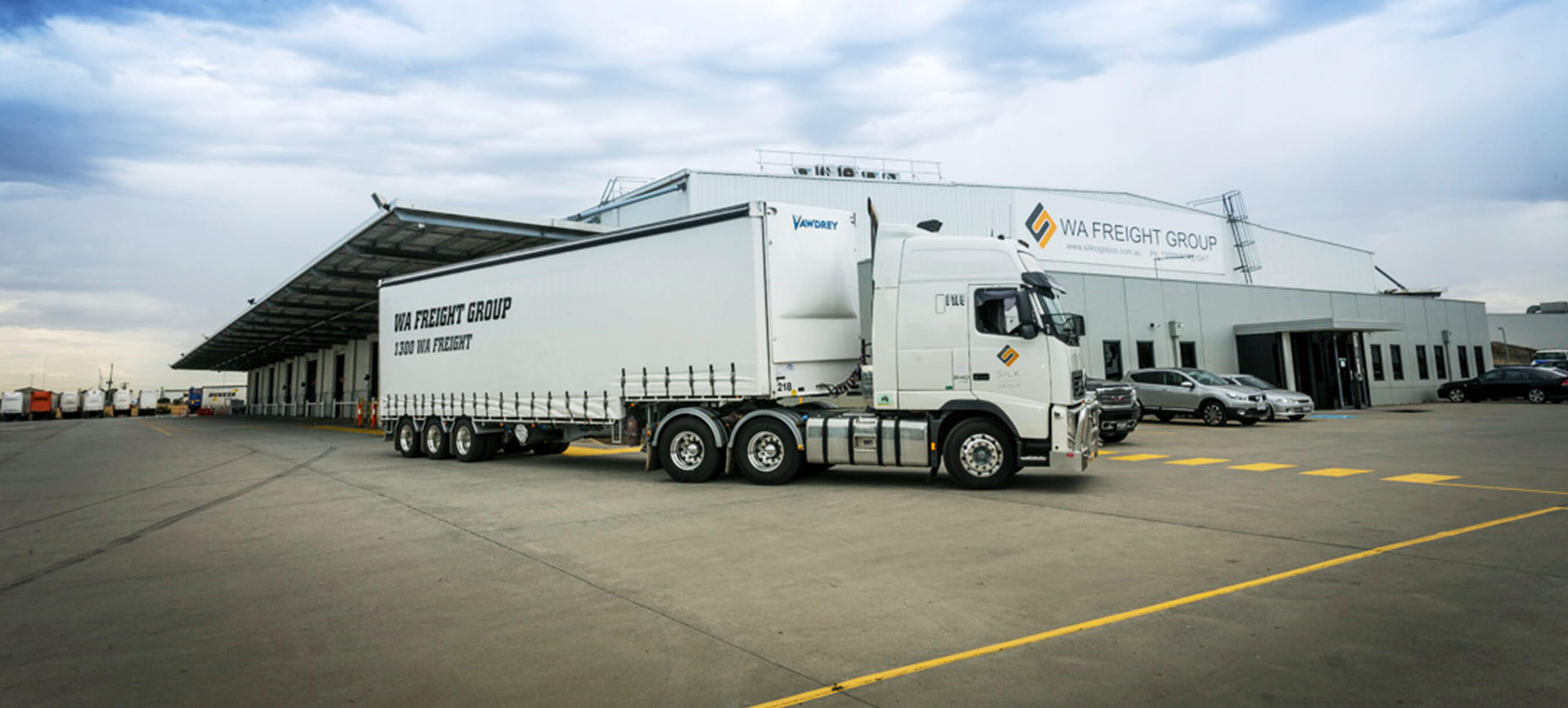 WA Freight Shifted