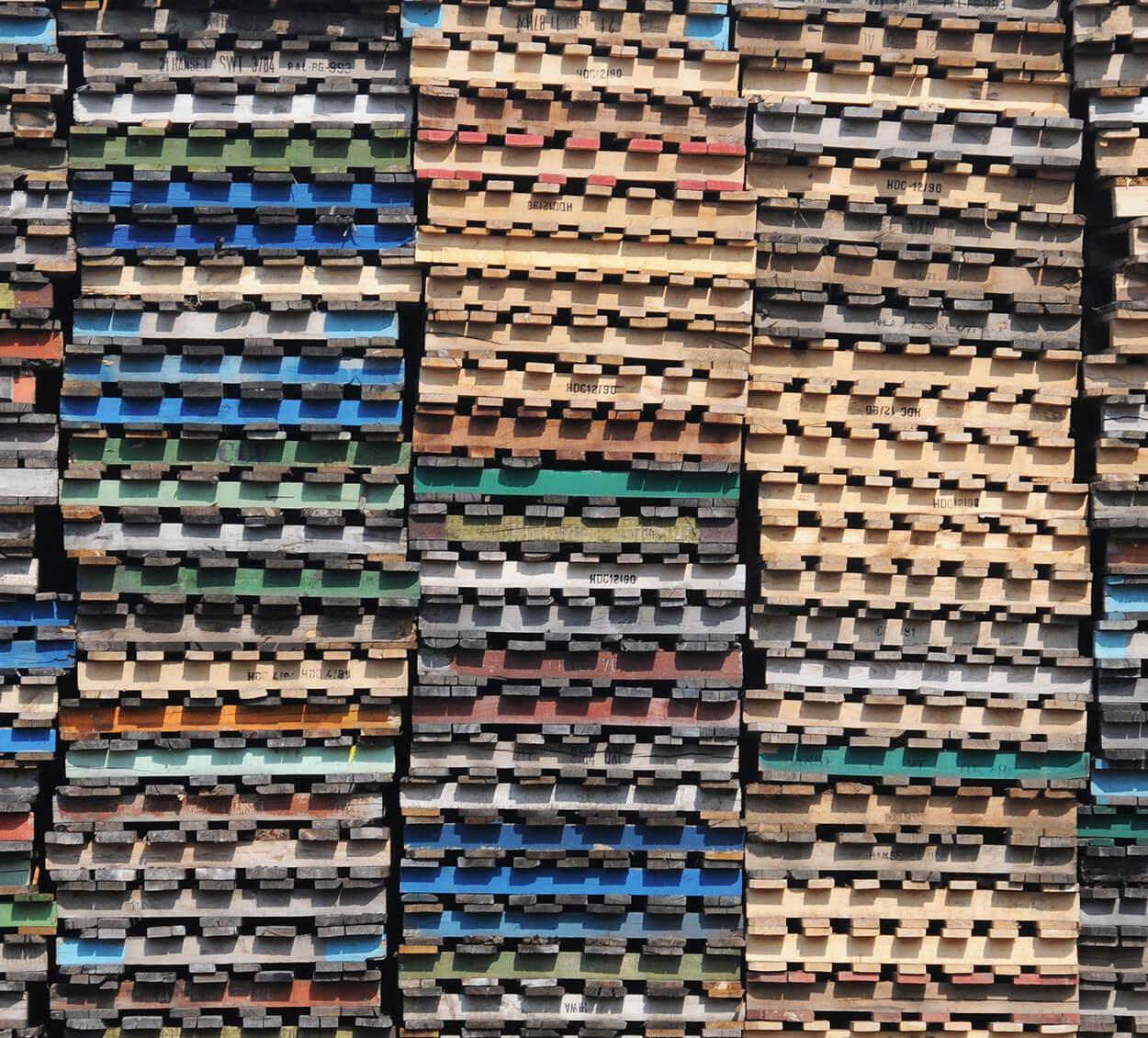 The Hidden Cost  of Poor Pallet  Management