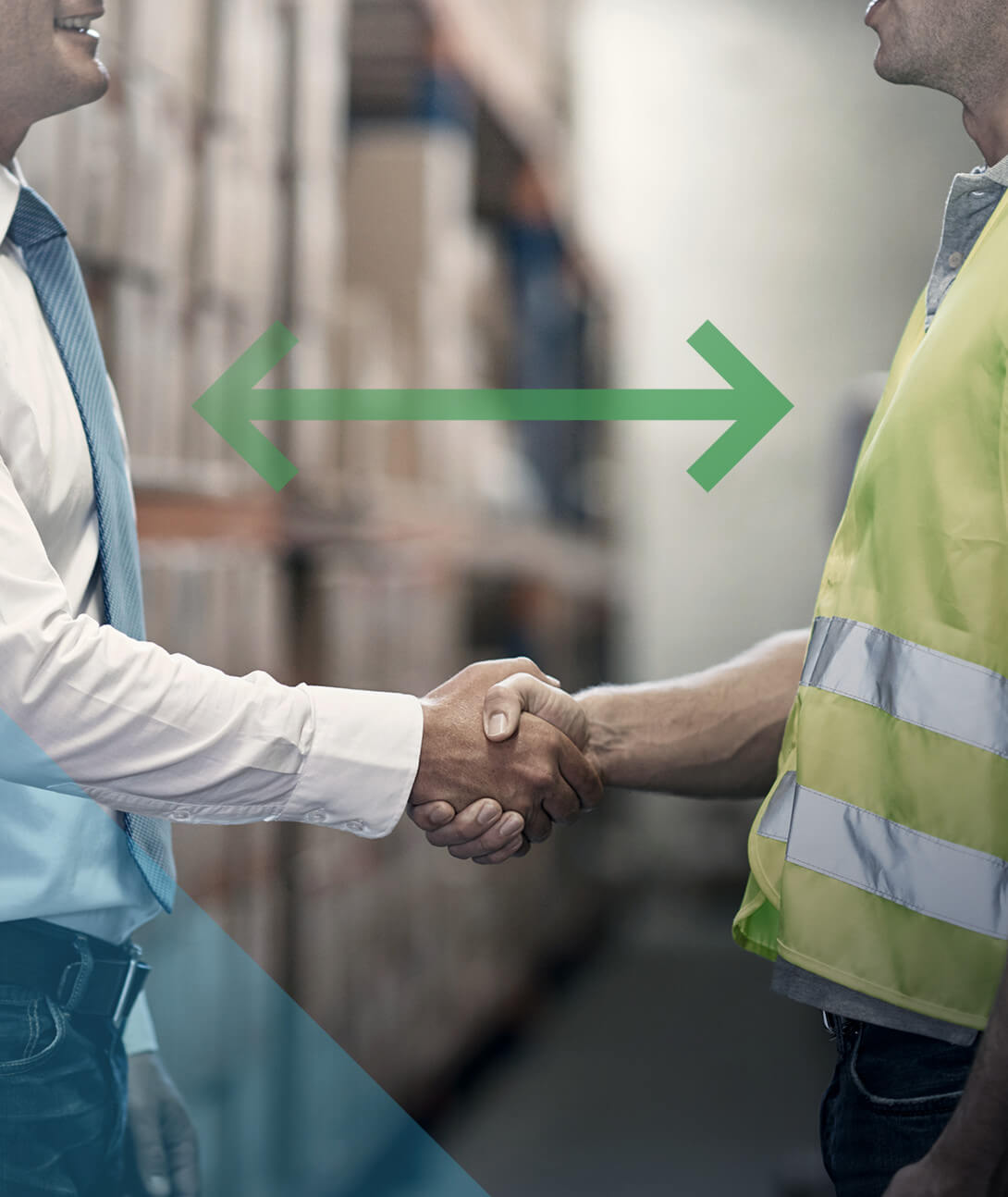 We are supply  chain specialists