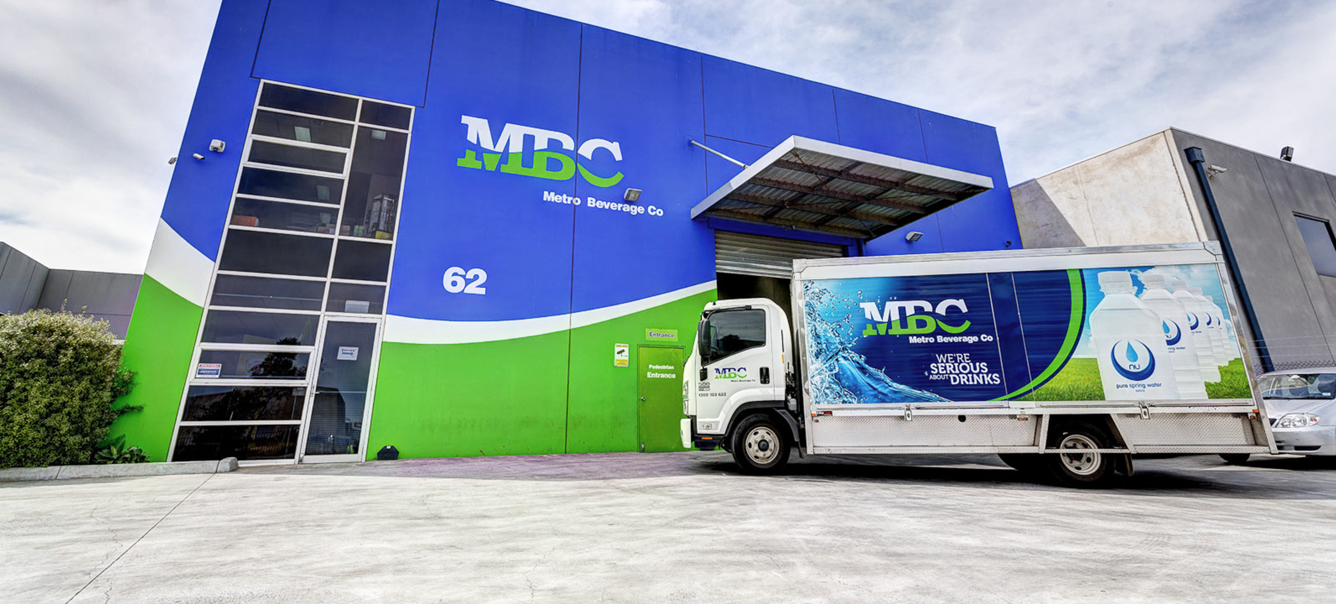MBC STREAMLINED THEIR